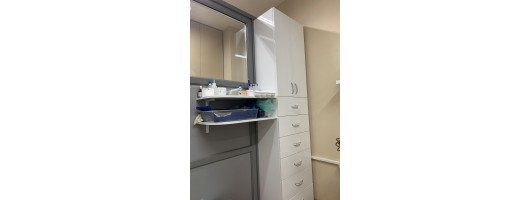 Медицински мебели от PVC