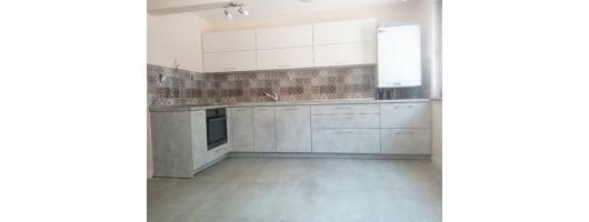 Изработка на кухня по проект на клиента