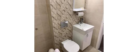 PVC мебел в банята на Юлито гр. София