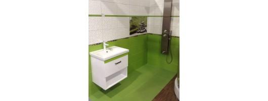Мебел по поръчка за шоурума на фирма Изидор гр. Пловдив