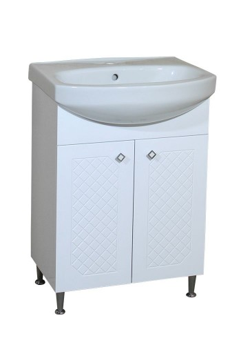 Шкаф за баня Ангара долен 60 см
