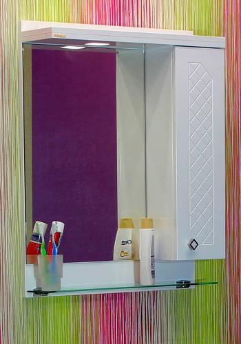Шкаф за баня Ангара горен 60 см