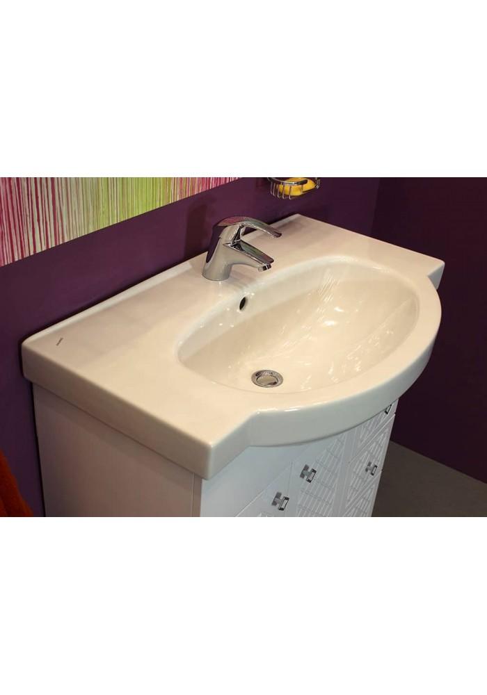 Шкаф за баня Ангара долен 80 см
