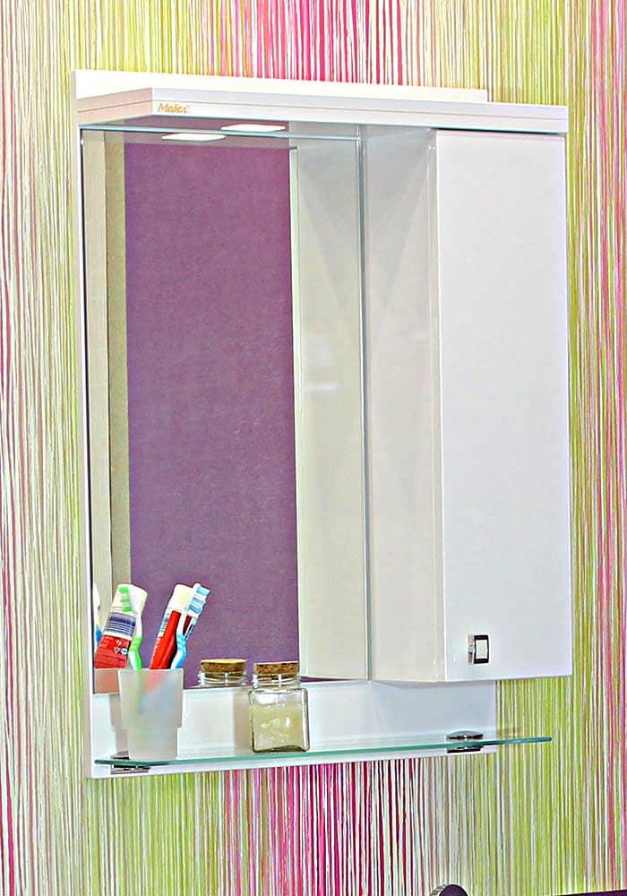 Шкаф за баня Атина горен 55 см