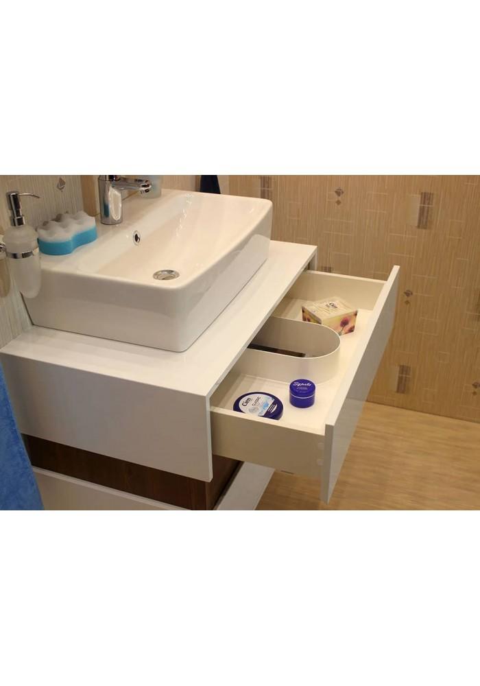 Шкаф за баня Авангард 75 см