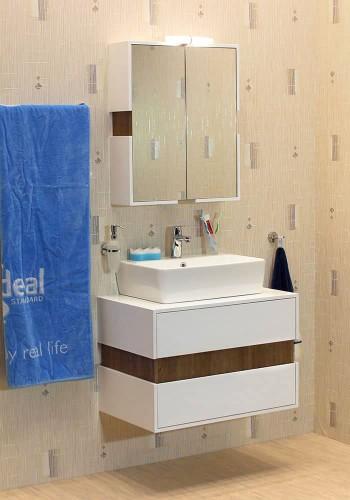 100 % PVC водоустойчиви мебели Авангард 75 см
