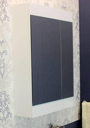 Шкаф за баня Брилянт горен 55 см