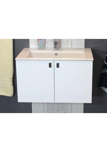 Шкаф за баня долен Бяла Витоша 65 см