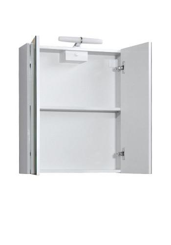 Горен шкаф за баня Класика 55 см с осветление