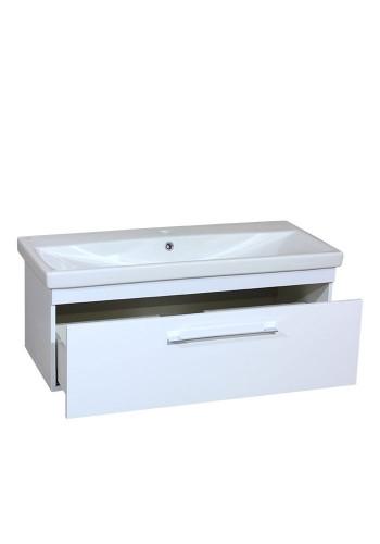 Шкаф за баня Елит долен 100 см - Slimline