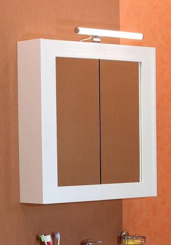 Горен шкаф за баня Венера 70 см