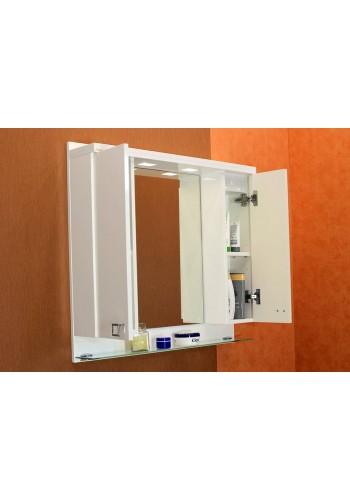 Шкаф за баня Етна горен 80 см
