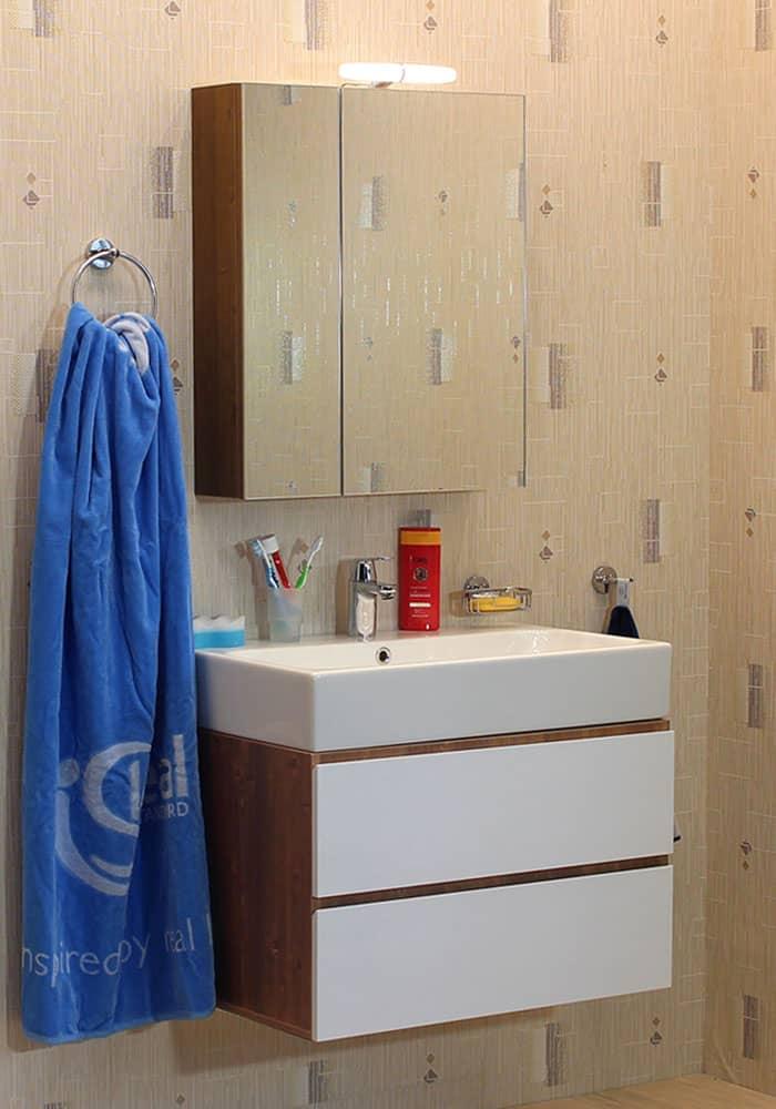 100 % PVC водоустойчиви  мебели Фаворит 75 см на цена от 1084.00 лв.