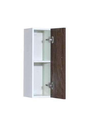 Шкаф колона за баня Елегант 20 см с HPL