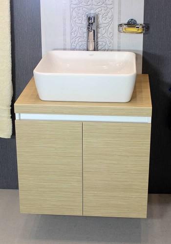 Шкаф за баня долен Лада 60 см