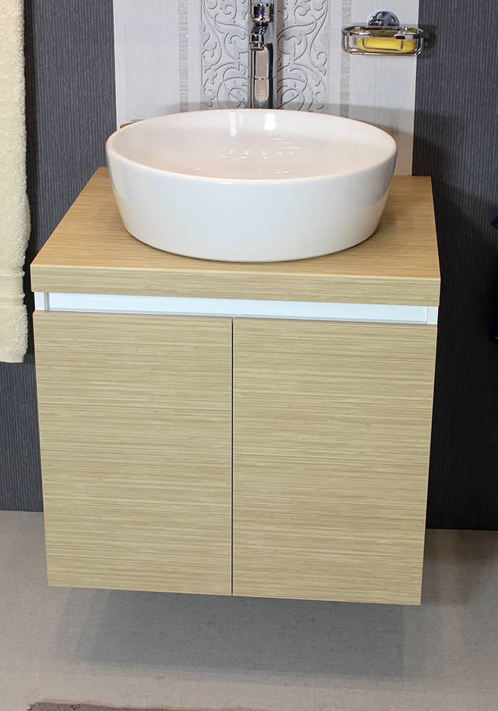 Шкаф за баня Лада 2 60 см