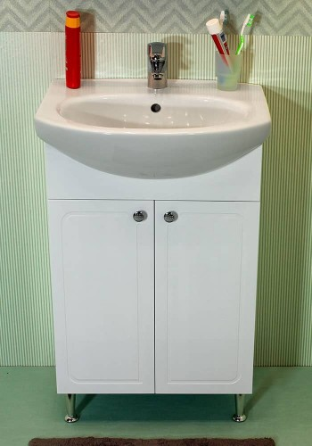 Комплект мебели за баня Пионер 2 в 1