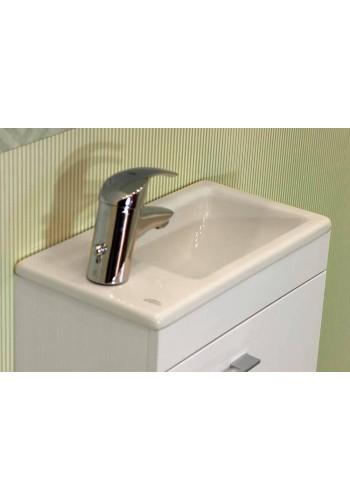 Шкаф за баня Мини Некст долен 40 см конзолен