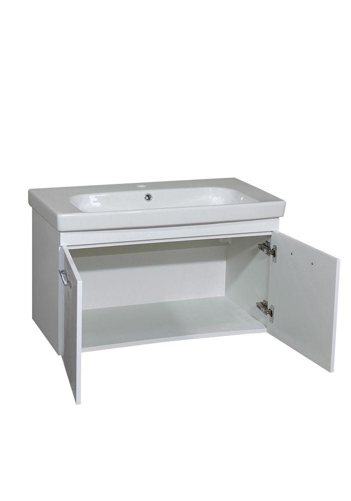 Шкаф Модена некст долен 85 см конзолен