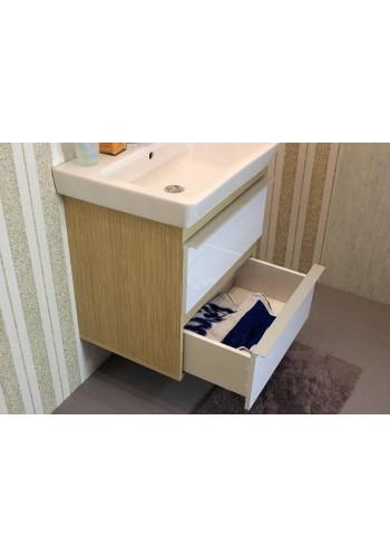 Шкаф за баня Омега долен 60 см конзолен
