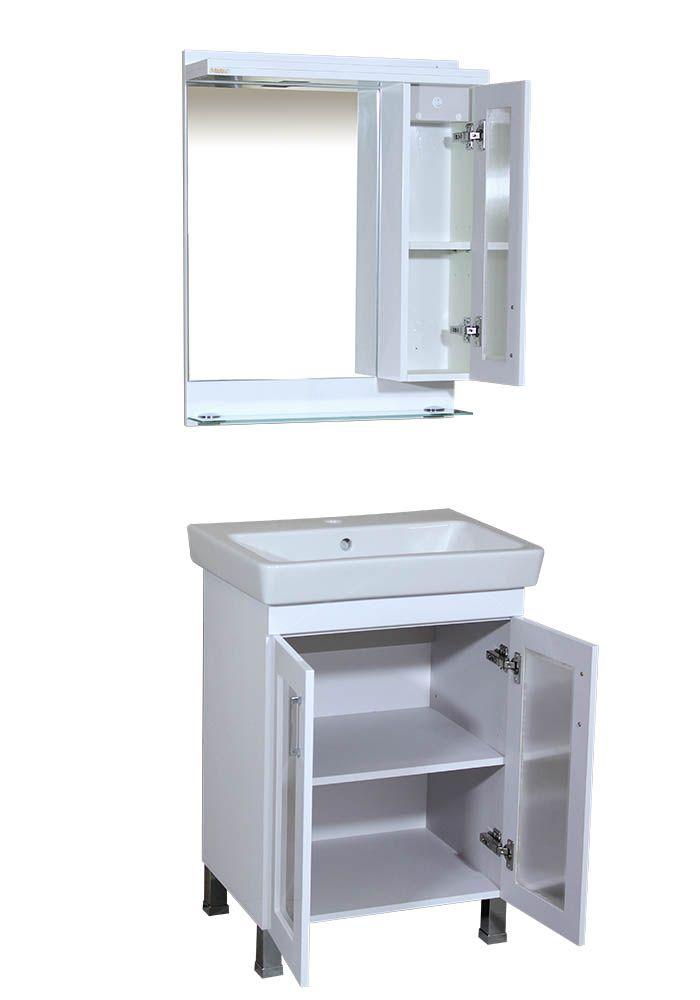 Шкаф за баня Осака долен 60 см