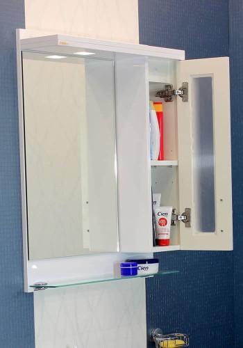Шкаф за баня Осака горен 60 см