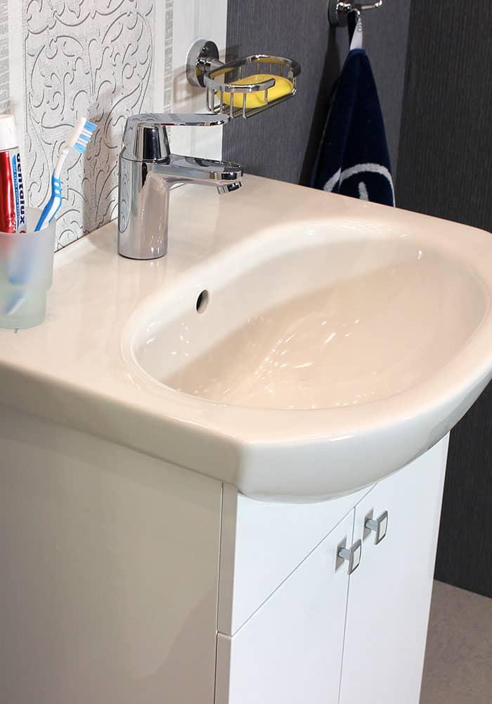 Шкаф за баня долен ПМ 55 см