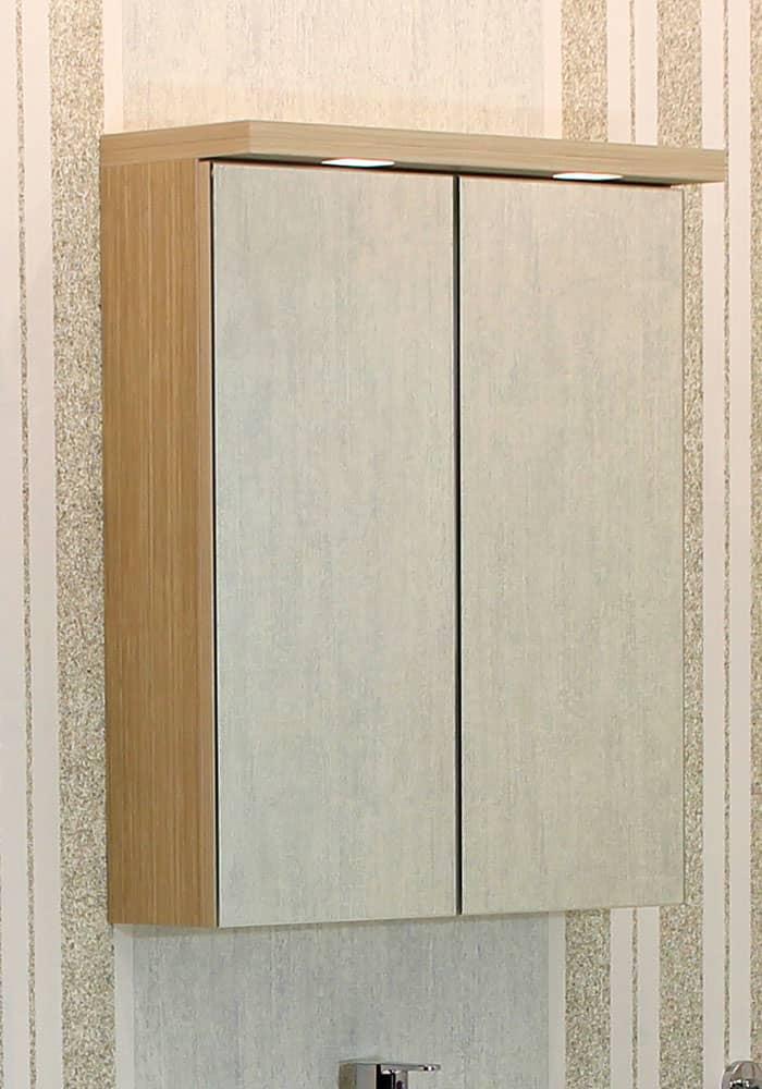 Шкаф за баня Пагода горен 60 см