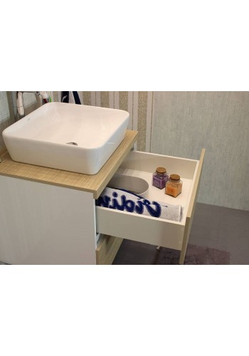 Шкаф за баня Пагода долен 60 см