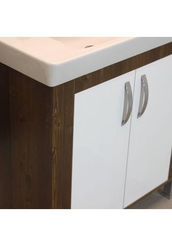 Шкаф за баня Приора 80 см долен