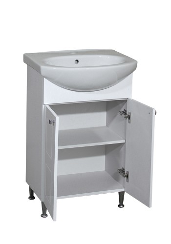 Шкаф за баня Самара долен 50 см на крака
