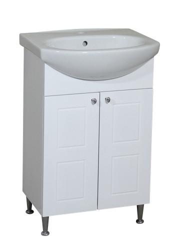 Шкаф за баня Самара долен 55 см