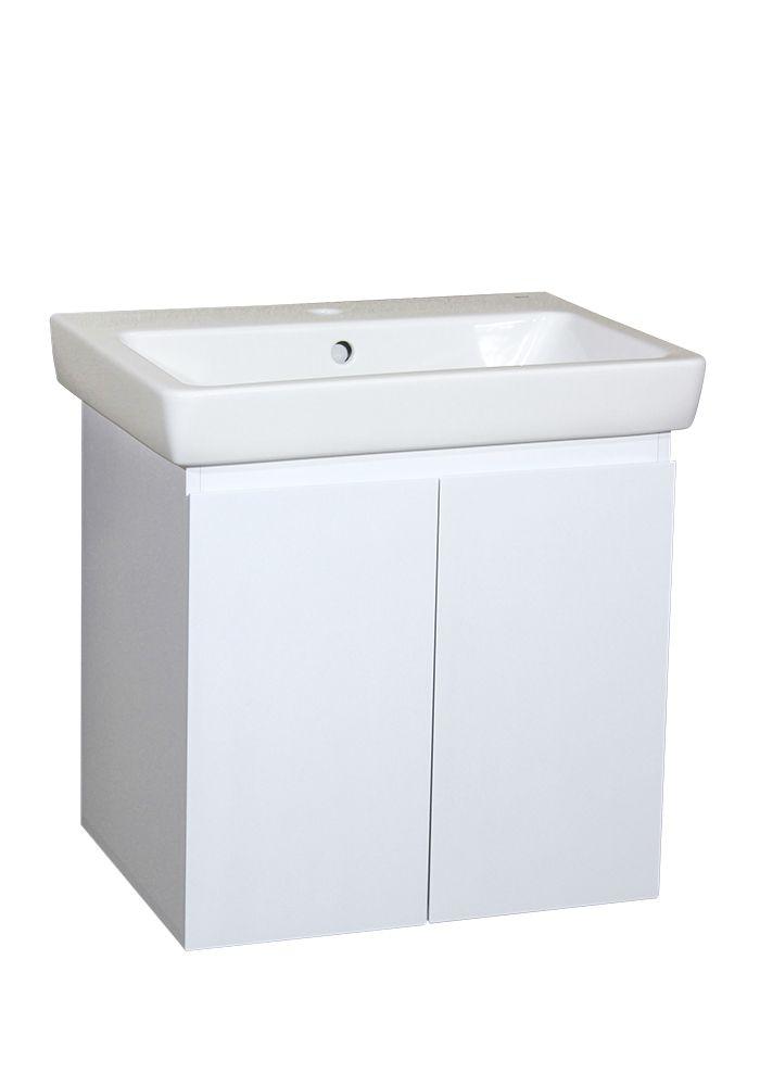 Шкаф за баня Симпли-М долен 60 см