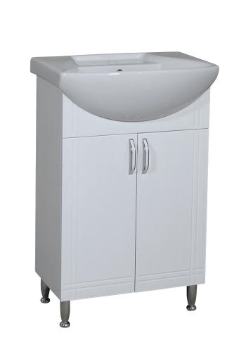 Шкаф за баня София лукс долен 55 см