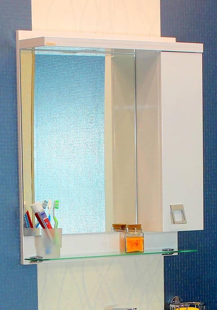 Шкаф за баня Тринити горен 65 см
