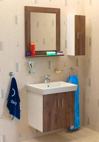 100 % PVC водоустойчиви  мебели Касерта 60 см